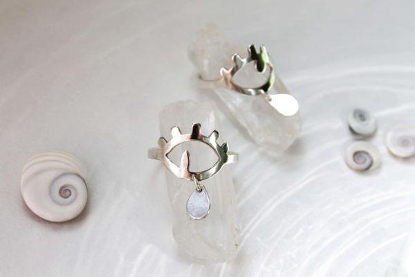 Bijoux bague argent lyon