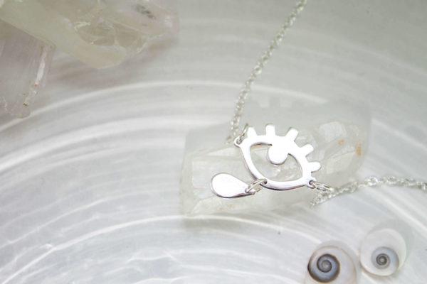Collier bijoux argent lyon