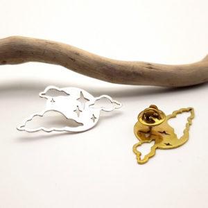 Bijoux pins lyon bijouterie créateur artisan Lyon
