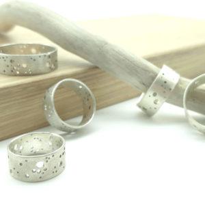 Bague argent bijoux créateur lyon bijouterie lyonnaise