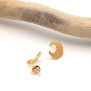 Boucle d'oreilles bijoux argent or lyon bijouterie fantaisie