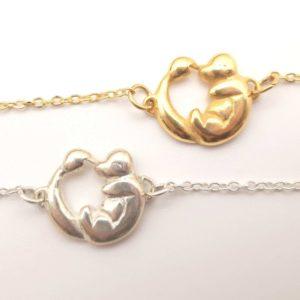 Bracelet or argent bijouterie lyon bijoux créateur feu